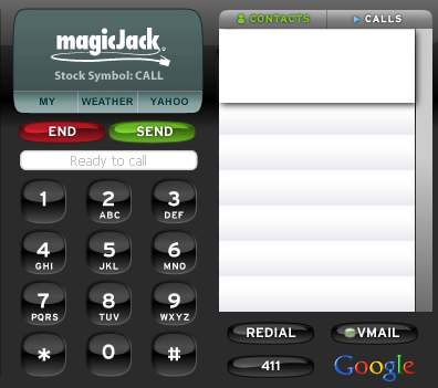 Magic jack t l phone ip pour le canada pas cher for Magic renov tout pret