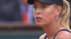 Voir Maria Sharapova remporter Roland-Garros le 9 juin 2012!