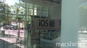 iOS 6 Confirmé pour lundi le 11 juin 2012: les bannières sont affichées!