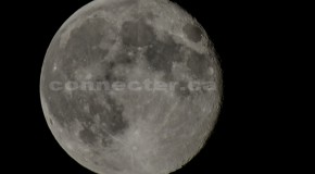 Photo de la lune 1 septembre 2012