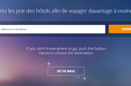 H tels presse for Moteur recherche hotel pas cher