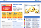 Achetez vos billets de loterie en ligne! 40 loteries officielles!