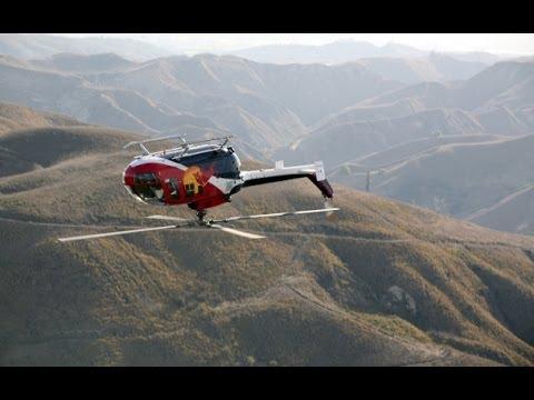 Ça, c'est un pilote d'hélicoptère!