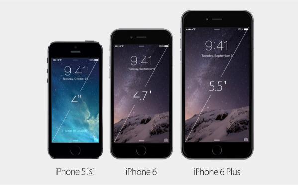 Lancement nouveau iPhone 6, il sera disponible le 19 septembre et 12 en pré-commande!