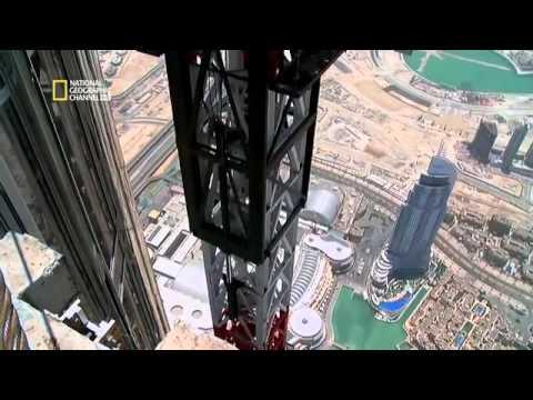 Reportage en français de 48 minutes sur la construction de la plus haute tour au monde!