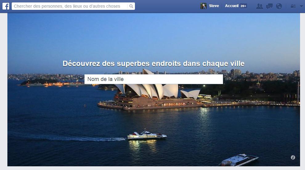 facebook place