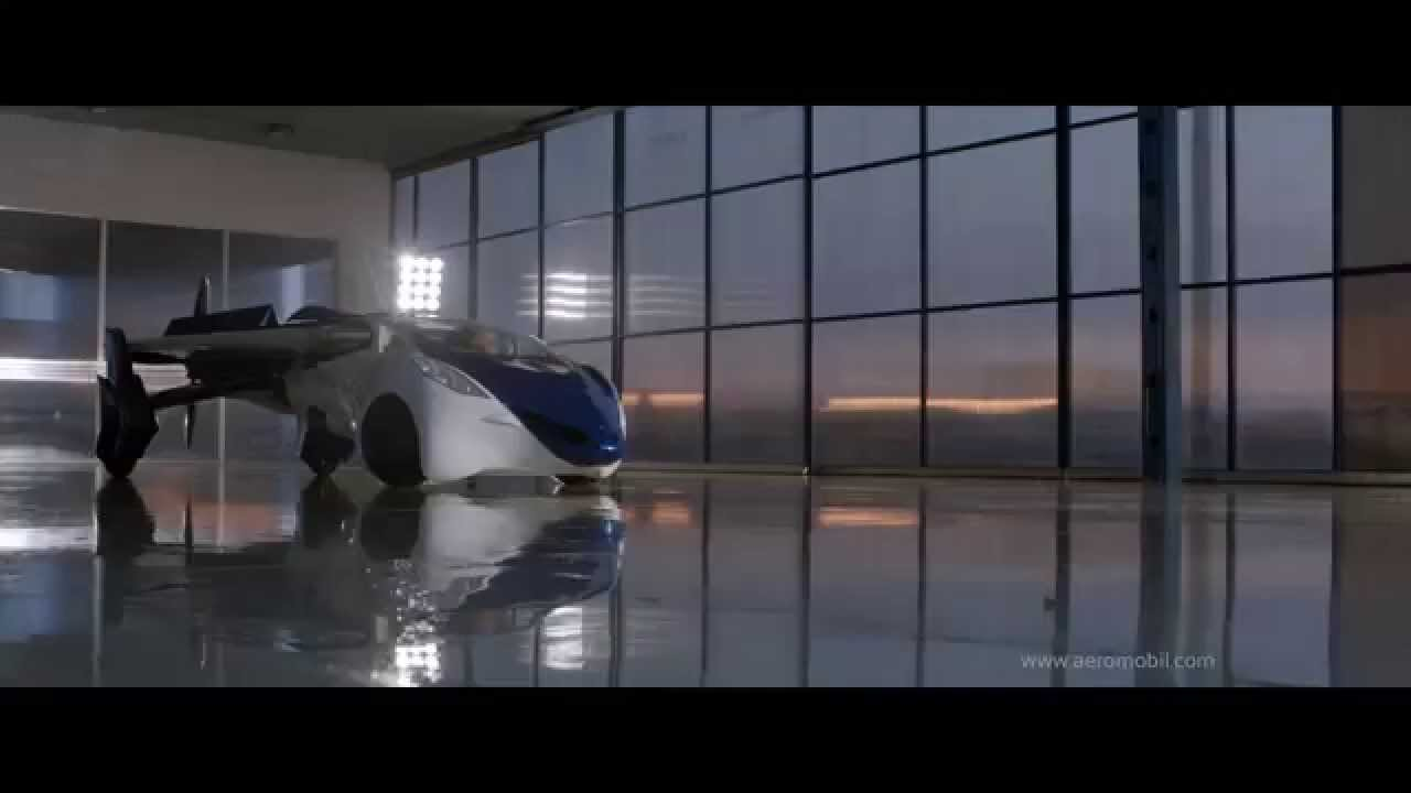 L'automobile volante, AeroMobil version 3.0 bientôt en production!