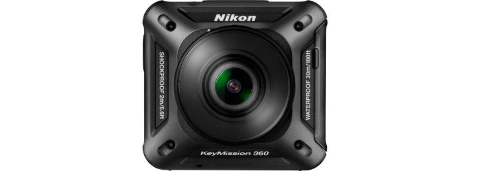 Caméra d'action Nikon 360!