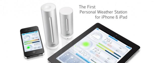 NETATMO Station de température personnelle pour iPhone et iPad!