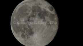 Photo de la lune 1 septembre 2012