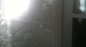 Photos de la tempête en Gaspésie 20 et 21 février 2013