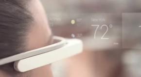 Nouveau vidéo sur les futures lunettes de Google