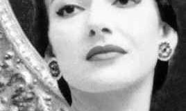 Maria Callas Ave Maria