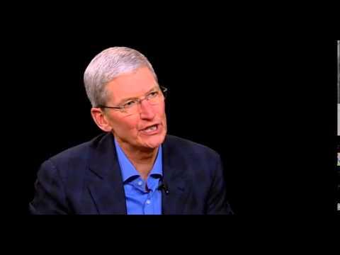 Entrevue Tim Cook qui parle du iPhone 6, de la montre, Apple Tv septembre 2014