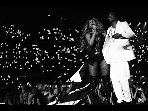 Un des couples les plus populaires de la planète, Jay-Z et Beyonce, touche le public!