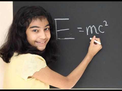 Lydia Sebastian, 12 ans, obtient un QI plus élevé que Albert Einstein