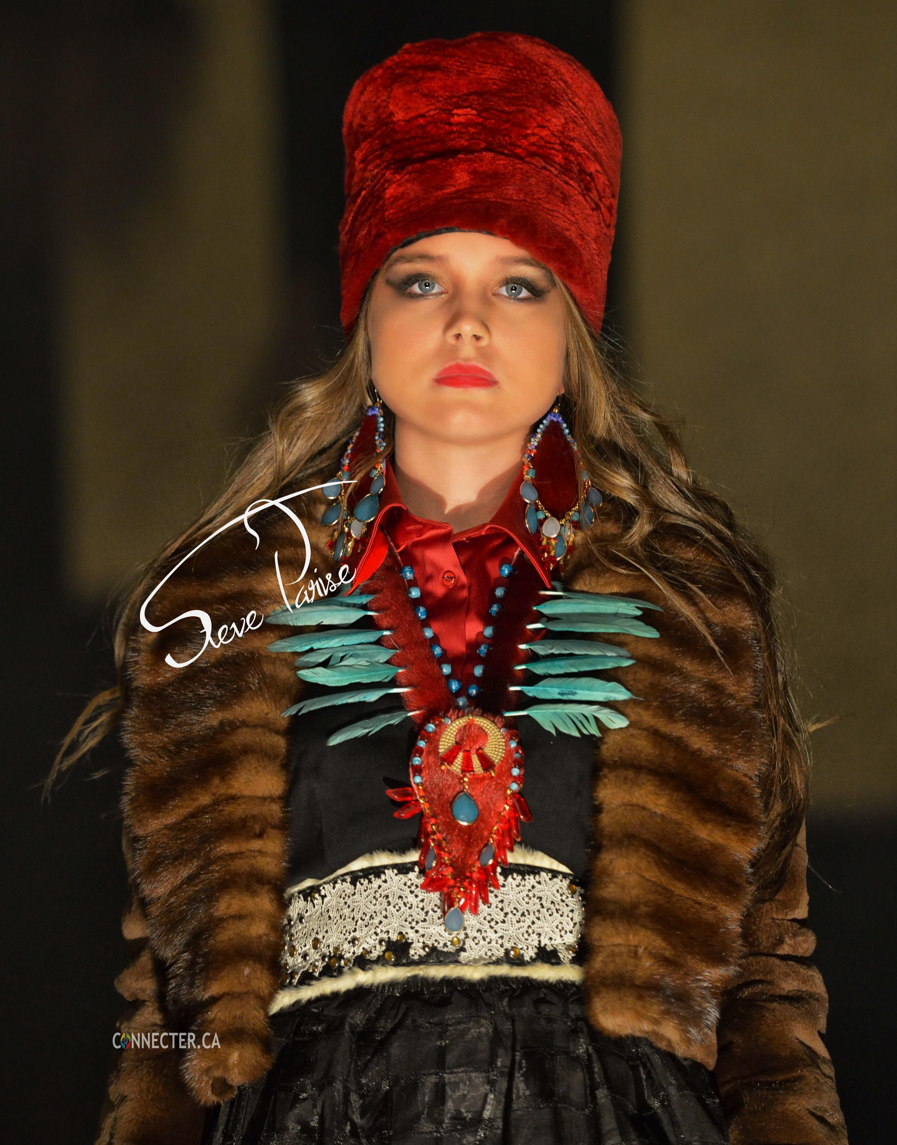 Photos défilé de mode Bonaventure et Carleton-sur-Mer en Gaspésie