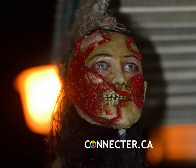 50 photos d'Halloween à Chandler en Gaspésie!