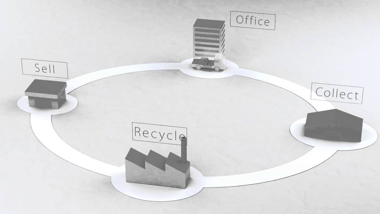 Epson, une machine qui recycle le papier à l'intérieur de vos bureaux!
