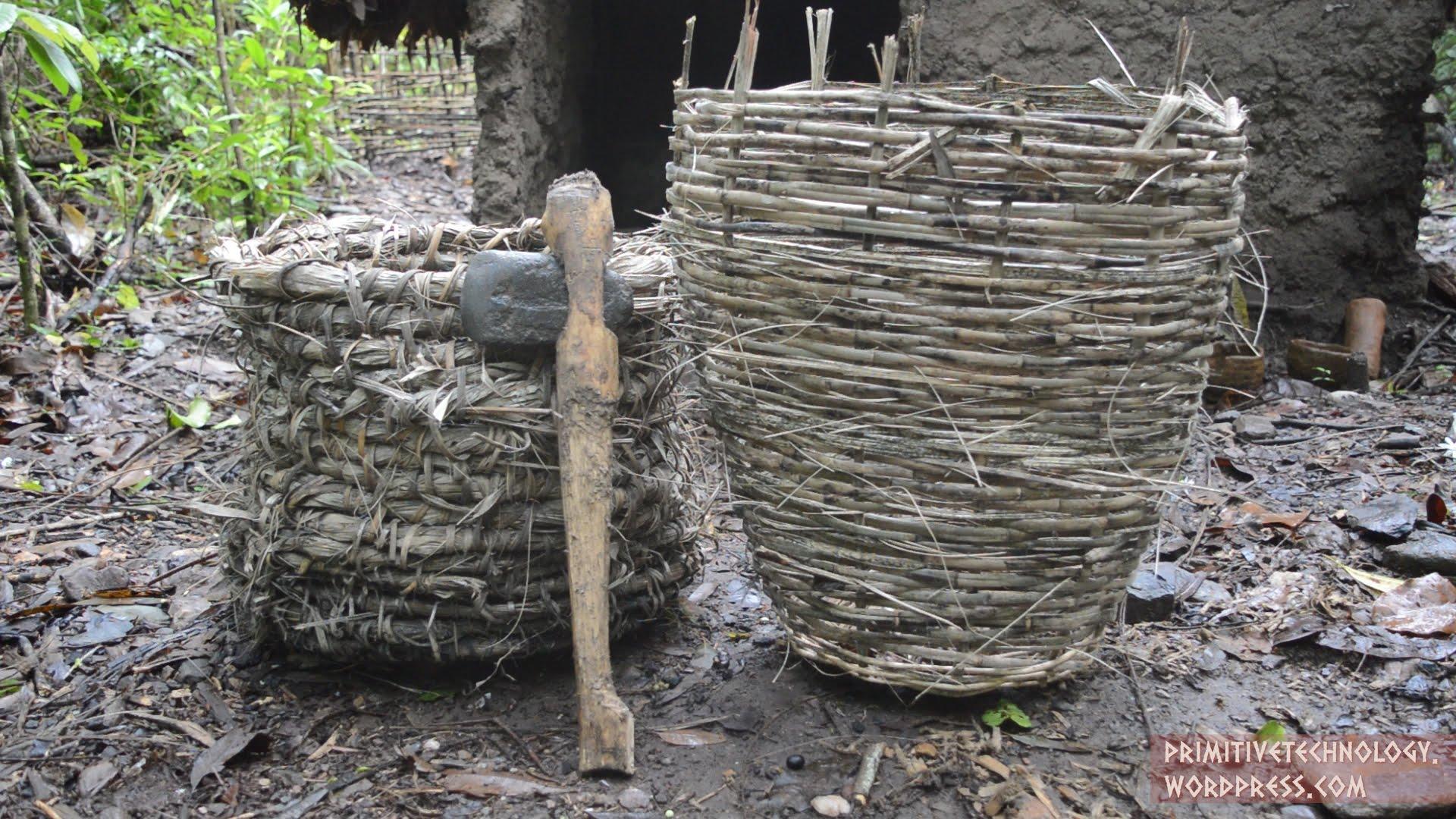 Fabriquer du charbon de bois!
