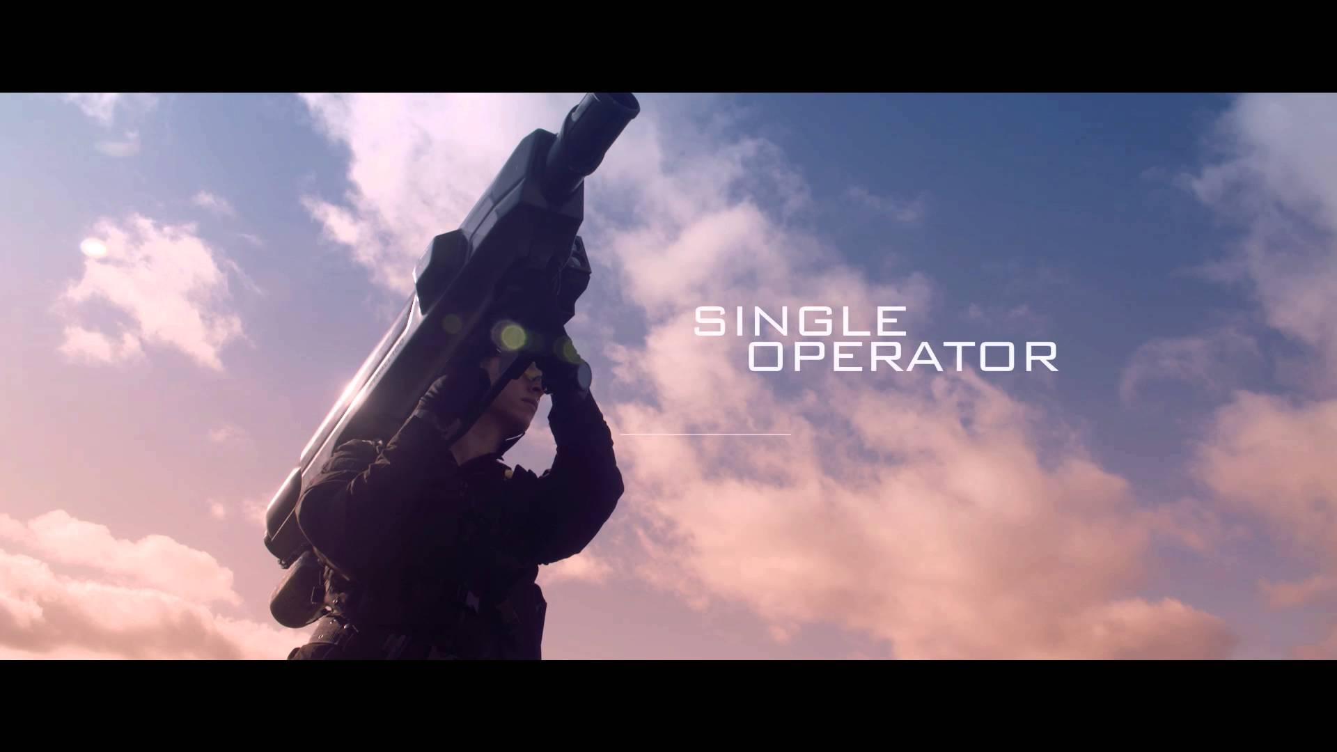 Un bazooka qui permet de capturer les drones!