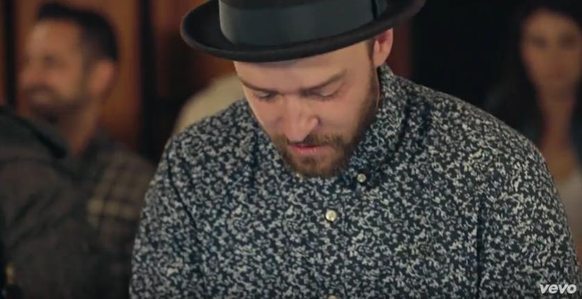 Le nouveau vidéo de Justin Timberlake, CAN'T STOP THE FEELING!